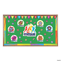 Sports VBS Bulletin Board Set