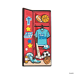 Sports VBS Magnet Craft Kit