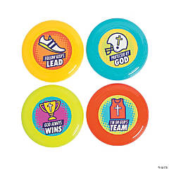 Sports VBS Mini Flying Discs