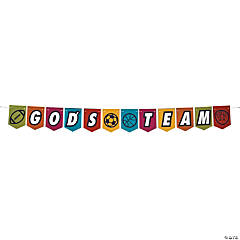 Sports VBS Pennant Banner