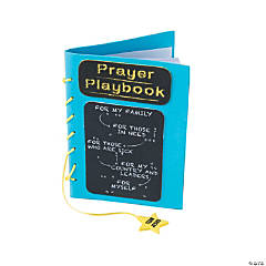 Sports VBS Prayer Journal Craft Kit