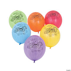 Sports VBS Punch Ball Balloon Assortment
