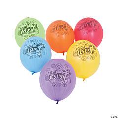Sports VBS Punch Ball Balloon Assortment