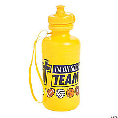 Sports VBS Water Bottles