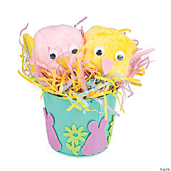 Spring Bird's Nest Craft Idea