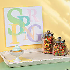 Spring Canvas Idea