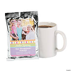 Spring Custom Photo Scooter's® Coffee Packs