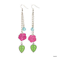 Spring Fling Dangle Earrings Craft Kit