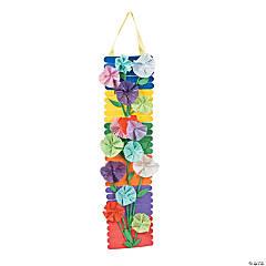 Spring Flower Banner Idea