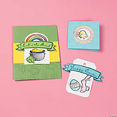 Spring Holiday Paper Crafts Assortment Idea