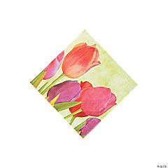 Spring in Bloom Beverage Napkins