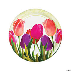 Spring in Bloom Dinner Plates