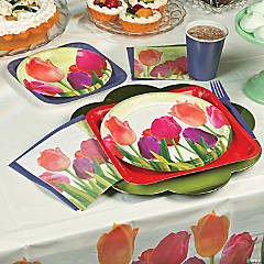 Spring in Bloom Party Supplies