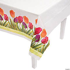 Spring in Bloom Tablecloth
