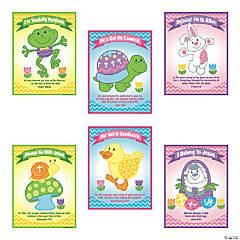 Spring Inspirational Poster Set