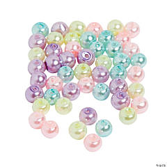 Spring Pearl Mix -4mm