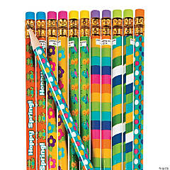 Spring Pencil Assortment