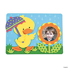 Springtime Picture Frame Magnet Craft Kit
