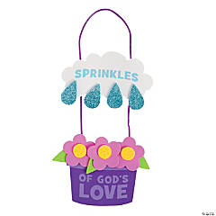 Sprinkles of God's Love Sign Craft Kit