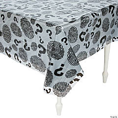 Spy Agents of Truth Tablecloth