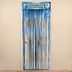 Spy Agents of Truth VBS Door Curtain with Border
