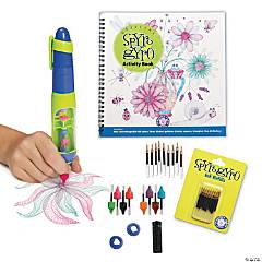Spyro Gyro Art Kit and Ink Refill: Set of 2