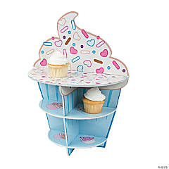 1st Birthday Cupcake Treat Holder