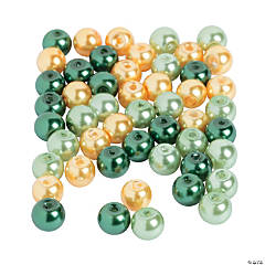 St. Pat's Pearl Beads - 6mm