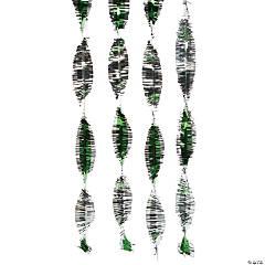 St. Patrick's Day Fringe Foil Streamer