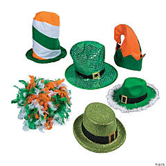 St. Patrick's Day Hat Assortment