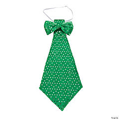 St. Patrick's Day Oversized Tie