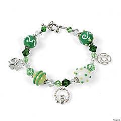 St. Patrick's Day Bracelet Project Idea