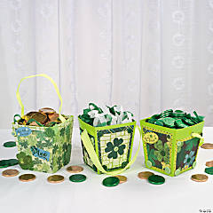 St. Patrick's Day Buckets Idea
