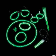 St. Patrick's Day Glow Assortment