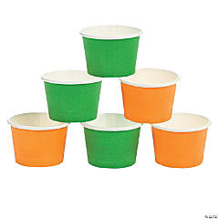 St. Patrick's Gelatin Shot Glasses