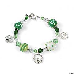 St. Patrick's Day Bracelet Project Idea