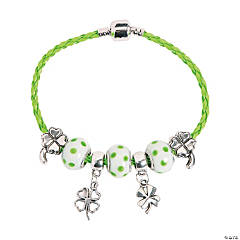 St. Patrick's Day Charm Bracelet Craft Kit