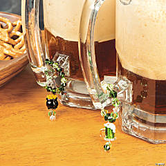 St. Patrick's Day Charm Ring Idea