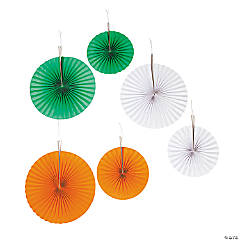 St. Patrick's Day Hanging Fans