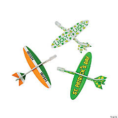 St. Patrick's Day Mini Gliders