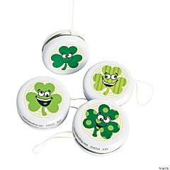 St. Patrick's Day Yo-Yos