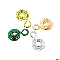 St. Patrick's Swirl Charms