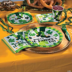 St. Pat's Jig Party Supplies