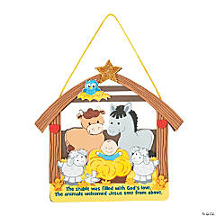 Stable Full of Love Sign Craft Kit