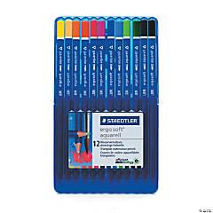 Staedtler Ergosoft Watercolor Pencils