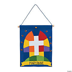 Stained Glass Banner Craft Kit