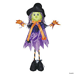 Standing Scarecrow Witch