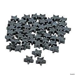 Star Hematite Beads - 6mm