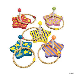 Star Ring Toss Game