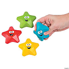 Star Student Stress Toys